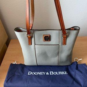 Dooney & Bourke Grey Shoulder Bag